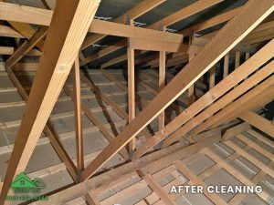 Insulation removal cleaning installation and storage (11)