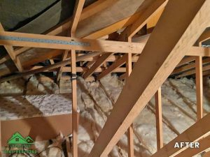 Insulation removal cleaning installation and storage (14)
