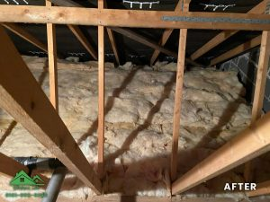 Insulation removal cleaning installation and storage (16)