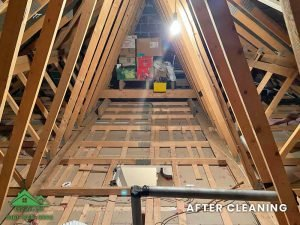 Insulation removal cleaning installation and storage (7)