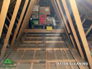 Insulation removal cleaning installation and storage (8)